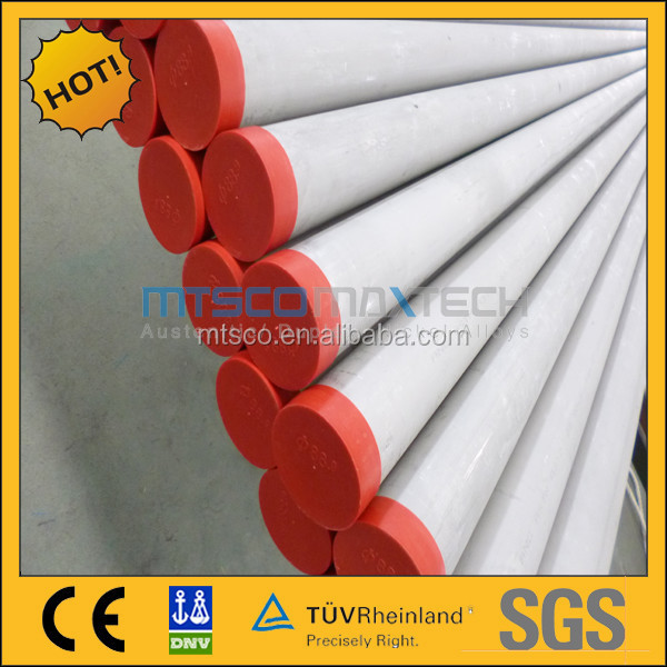 TP310S Seamless Stainless Steel Pipes