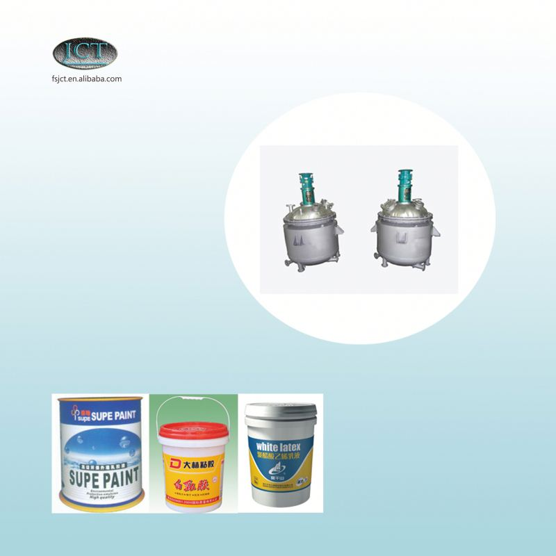 JCT loctite adhesive for rubber making reactor