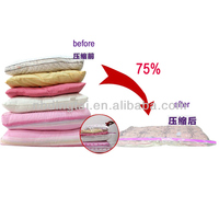 blanket compression vacuum bag/closet organizer/ new product for 2014
