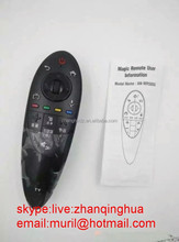 High Quality ZF Original Nice Mini Black MAGIC REMOTE CONTROL AN-MR500G for LG LED TV Anhui factory made in China