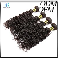 100% raw unprocessed cheap virgin brazilian body wave hair