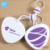 Custom new souvenir EVA keychain foam floating eva keychain