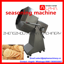 small scale seasoning mixer machine/food processing machine