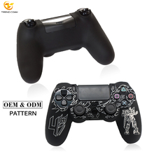 2018 Custom Waterproof Silicone Skin Video Games for PS4 Controller Case