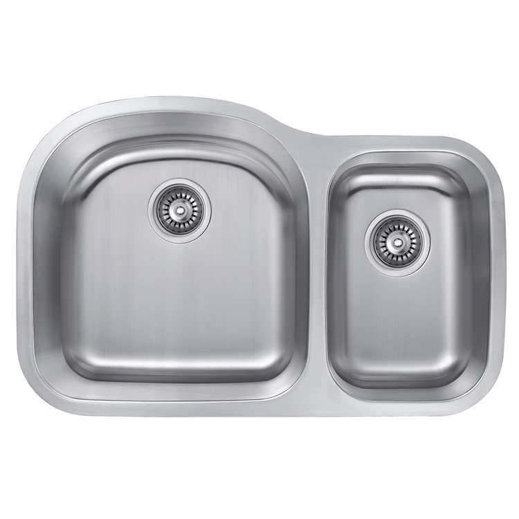 Cheap Prices Custom Modern Design Durable Double Stainless Steel Kitchen Sink