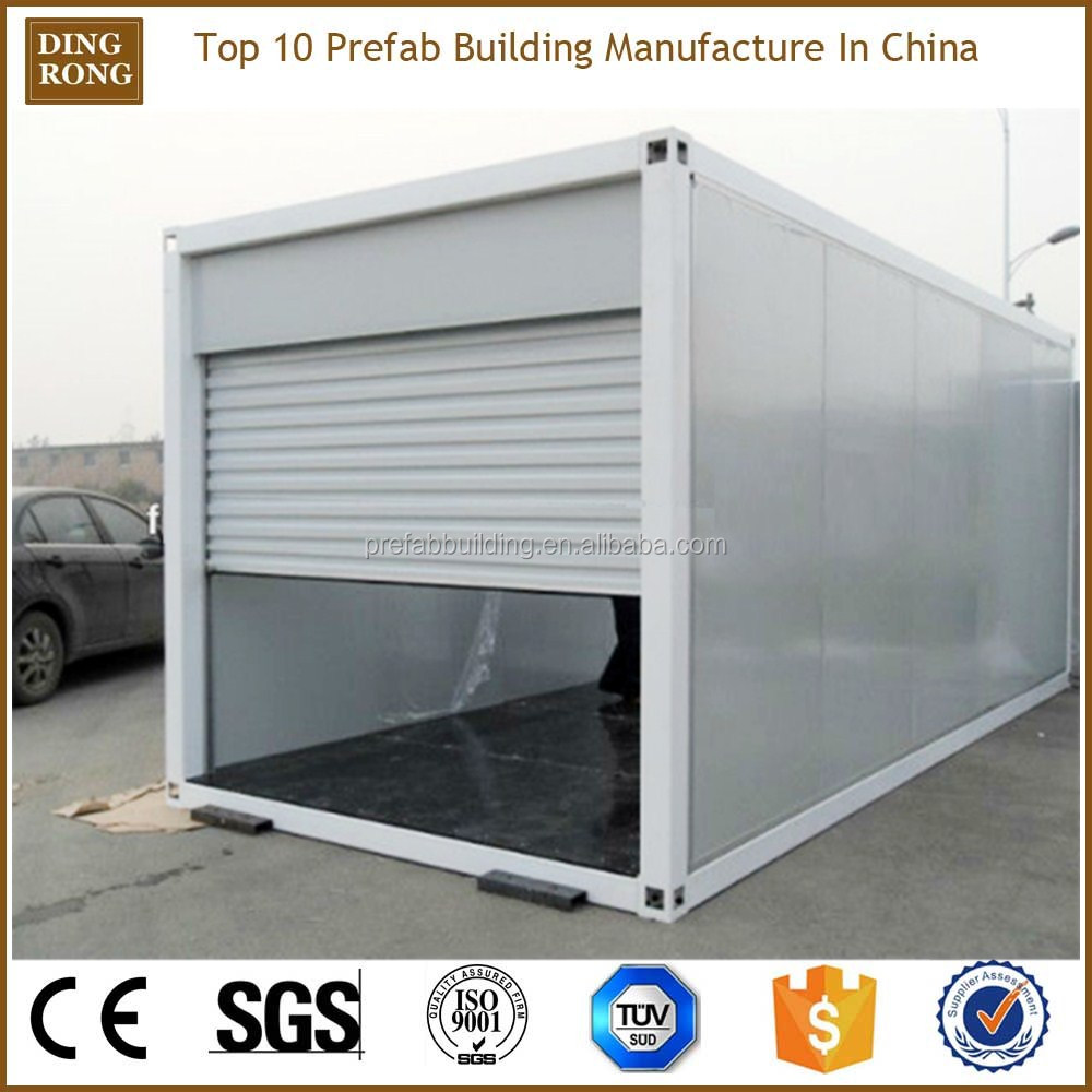 Fiberglass Portable Garage : List manufacturers of garage container carport buy