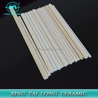 THE EXPERT FOR ALUMINA SINCE 1980! High Pure 30-99.7% Ceramic Al2O3 Bearing Rod And Bar