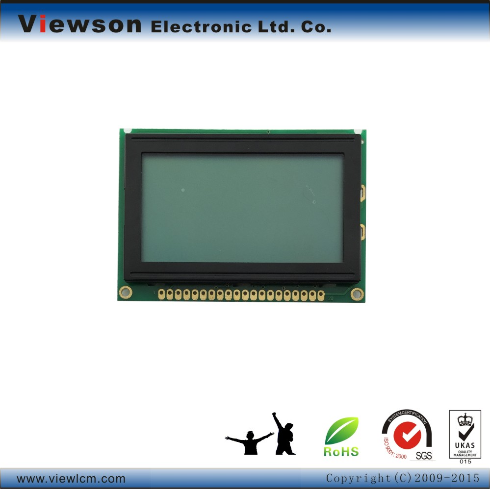 Graphic 12864E LCD Module 128x64 S6B0107 Driver IC LCD Moudle