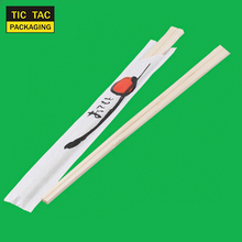193mm Halfwrap wooden chopsticks disposable wooden chopsticks