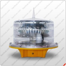 LT810A solar aviation light for chimney aviation warning light