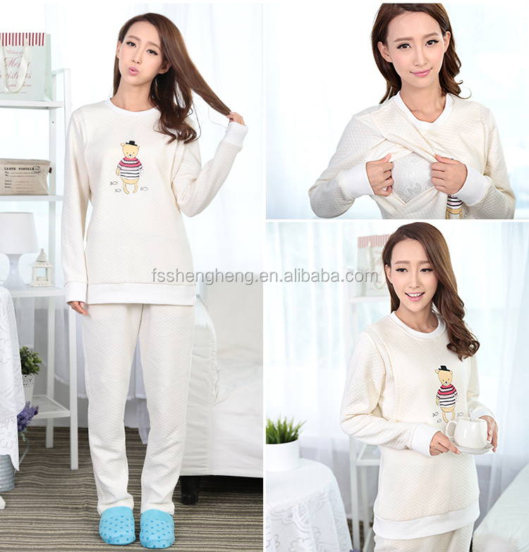 2016 autumn women pajamas sets,sleepwear sets,women clothes