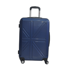 Retro British Style ABS+PC Luggage Sets with Various Colours
