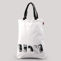 reusable non woven foldable shopping bag