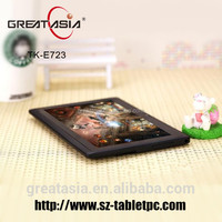 Great Asia 7 Inch MID Tablet PC Android 4.4 Allwinner A23 Q88 China Cheap Tablets