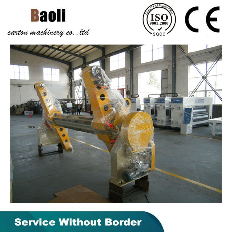 packaging line for corrugated cardboard single facer machine /single facer line machine