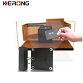 Fireproof filing cash cabinet lock with rfid card