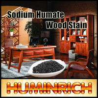 Huminrich Shenyang Sodium Humate Flakes Na Humic Acid Wood Stain Colors