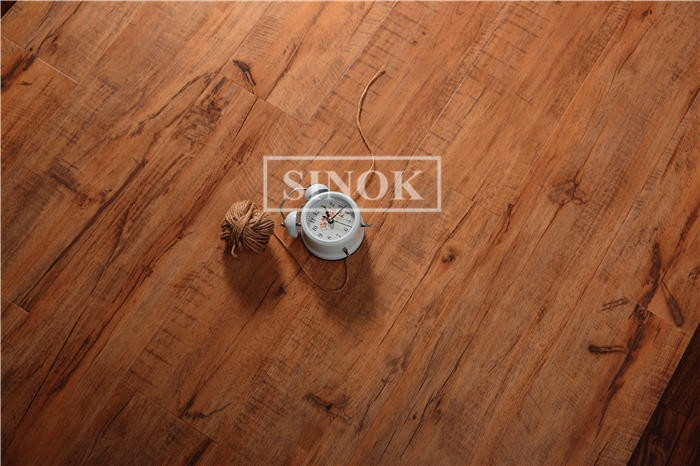 UV Coating Indoor Usage Factory Price Vinyl PVC Flooring
