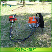high quality manual brush cutter/knapsack mower/grass trimmer for sale