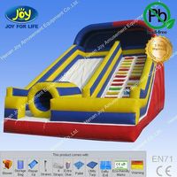 Fun Slide Inflatable Physical Tourney for Sale