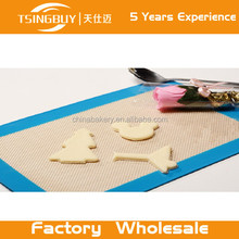Baking & Pastry Tools Type baking mat UK/silicone baking mat/silicone rubber heating sheet