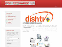 Dish TV Recharge Sri Lanka