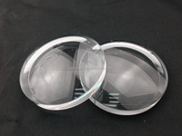 1.523 mineral photo gray flat top bifocal glass lenses