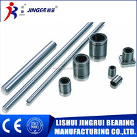 Made of Bearing steel Hard chrome plated case hardened hollow shaft looking for oversea buyers