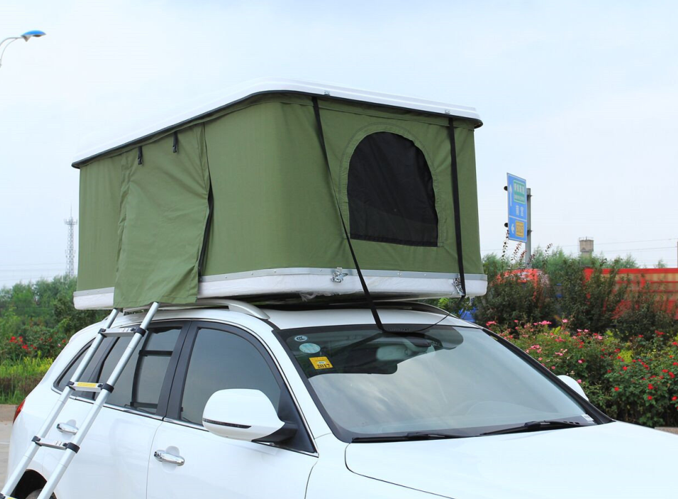 Car Camping Shelter : Car roof top tent sun shelter for beach camping buy