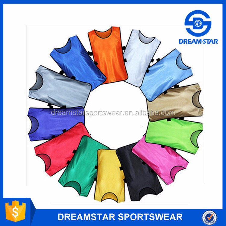 Soccer Football Training Vests for Adult Children