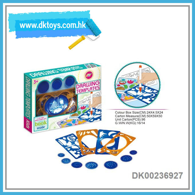 Educational Drawing Tools For Kids Learning ASTM/EN71 Certificate