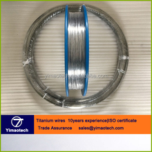 Factory supply quality wire titanium alloy wire 0.2mm