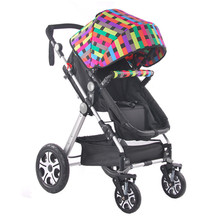 new luxury baby carriage /baby 4 in 1 fix baby carrier 2016