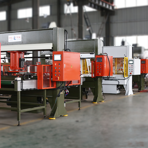 Rotating Travel Head Automatic Die Cutting Machine for Foam, Rubber, Artificial Leather and Fabric