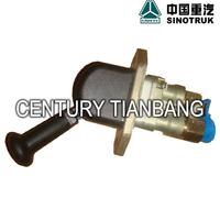 New Tractor/Dumper/Cargo Truck Parts For Africa HOWO WG9000360522 HAND BRAKE VALVE