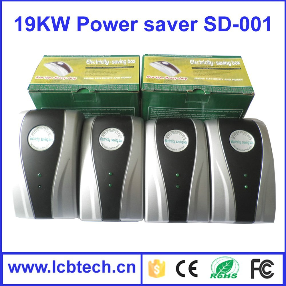 Home use with Factory price 19kw SD001 <strong>Electricity</strong> saving box , Energy power saver box