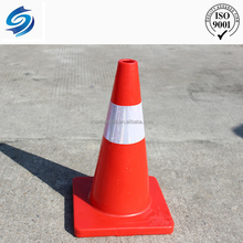 yellow traffic safety road symbol signs cone weights