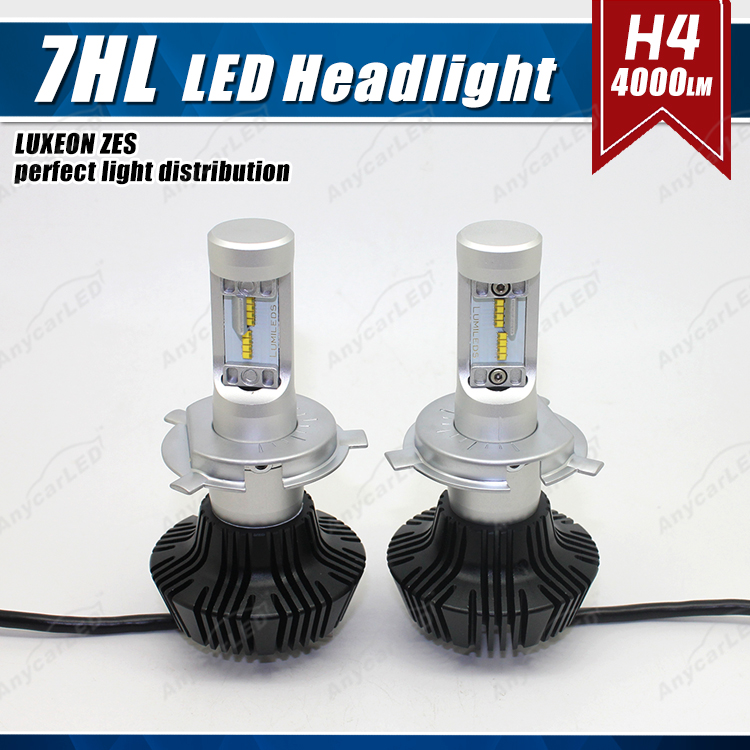 3600lm DC12V-24V Car accessories Chevrolat led captiva headlight