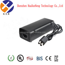 for Microsoft Xbox 360 Slim Brick 12V 10.83A 135W 2 hole AC Adapter Charger Power Supply Cord