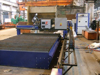 Low-temperature plasma cutting fume & waste gas purifier