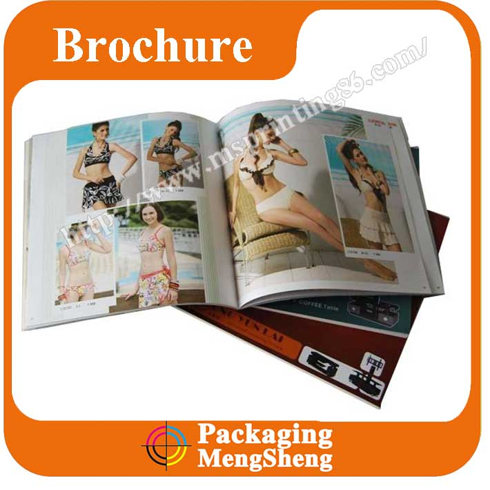 China OEM factory for hot sell playboy magazine printing magazines printing
