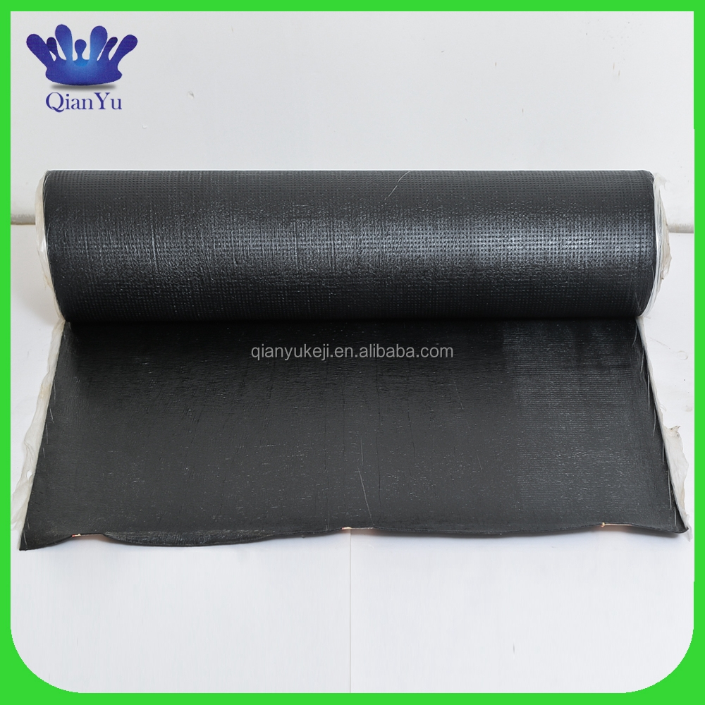 2015 Newest plant of asphalt sbs bitumen waterproofing rolls
