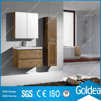 Mirror With Lights And Socket Cheap Melamine Vanities
