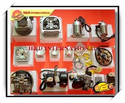 Cheap Scooter Spare Parts-4 High Quality Motorcycle Parts Scooter Spare Parts