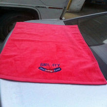 Import china products microfiber grommet and hook golf towel new items in china market