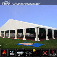 35x85m Outdoor curtain Party Tent for event