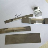 High Melting point molybdenum plate