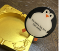 wireless charger fast charging penguin private mode metal portability