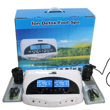 WTH 205 dual life ionic foot detox machines for feet