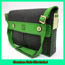Hot sales Custom Popular Creative Felt Shoulder Bag